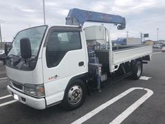 エルフトラック3t4段ラジコン平ボディ