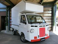 ハイゼットトラック 脱着可能 軽トラキッチンカー TRAVEL KITCHEN 2021仕様 オーニング 販売用テーブル 内装DIY対応