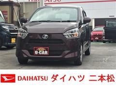 ミライースX SAIII ナビ ETC キーレスエントリー 禁煙車
