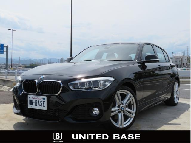 BMW 118d Mスポーツ 1オーナー禁煙車 純正18インチAW