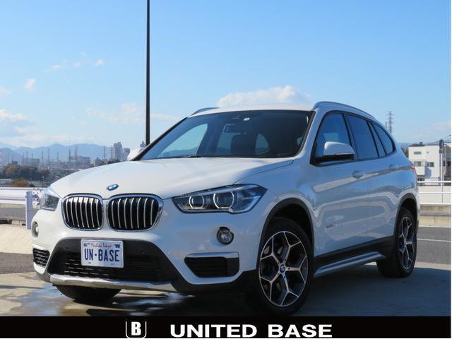 BMW xDrive 20i xライン 1オーナー禁煙 4WD 電動ゲート インテリトセーフティー Bluetooth 18AW コンフォートアクセス LEDヘッドライト2.0Lターボ ブラックハーフ革 バックカメラ スマートキー