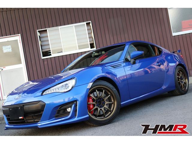 スバル GT 1オーナー レイズ17AW HKS車高調 OS技研LSD 純正ブレンボ 社外メモリーナビ