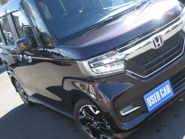 ホンダ G・EXターボホンダセンシング ワンオーナー 両側パワスラ 新品タイヤ ETC付き ターボ スマートキー