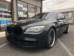 BMW750i Mスポ 希少カラー 20インチアルミ サンルーフ