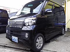 アトレーワゴンカスタムターボRSリミテッド パワスラ HID 車検整備付