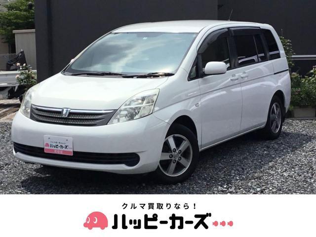 トヨタ アイシス L 純正HDDナビ リアカメラ 電動ドア タイヤ4本新品