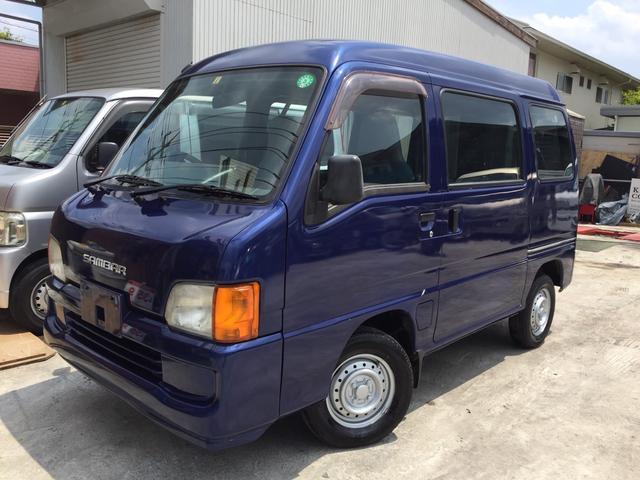 スバル サンバーバン VC 4WD