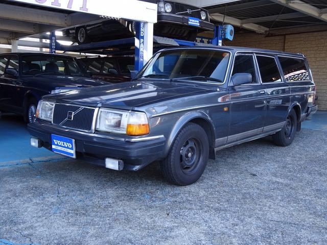 ボルボ 240GLワゴン