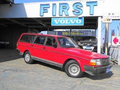 ボルボ240クラシックワゴン 最終モデル限定車