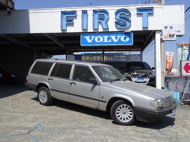 ボルボ 940タックエステート 最終モデル限定車
