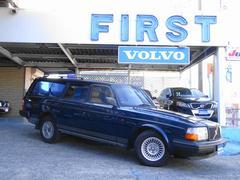 ボルボ240クラシックワゴンボルボ社創立65周年記念200台限定車
