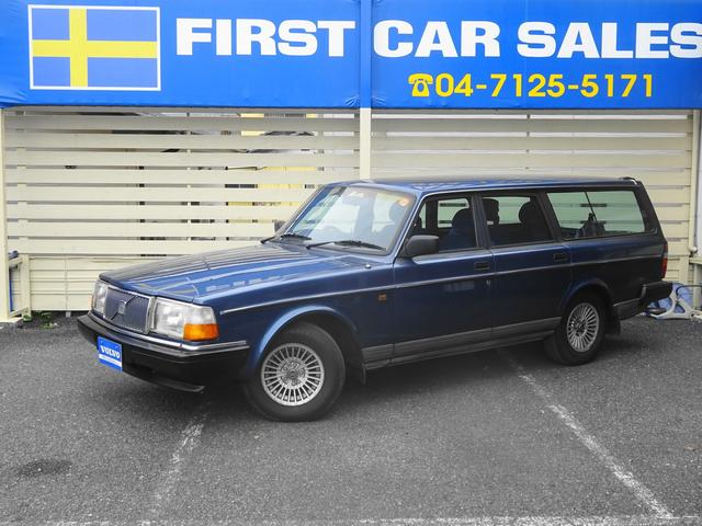 Photo of VOLVO 240 WAGON 240GL WAGON / used VOLVO