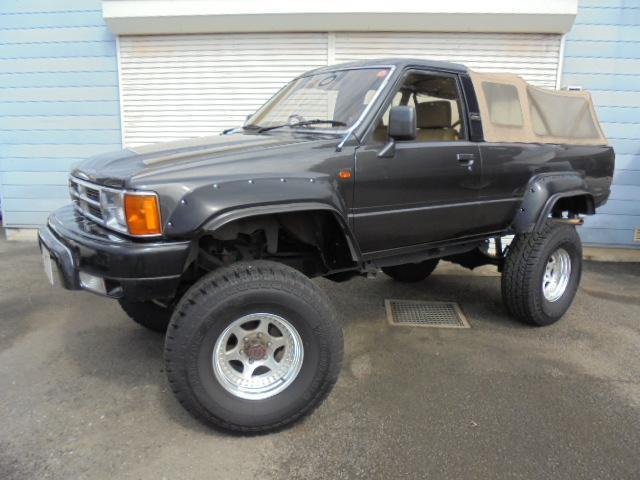 トヨタ SSRリミテッド 幌公認リフトアップ社外16AWガソリン車