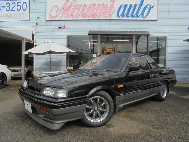 日産 スカイライン GTS-Xツインカム24Vターボ 車高調RSワタナベ15AW