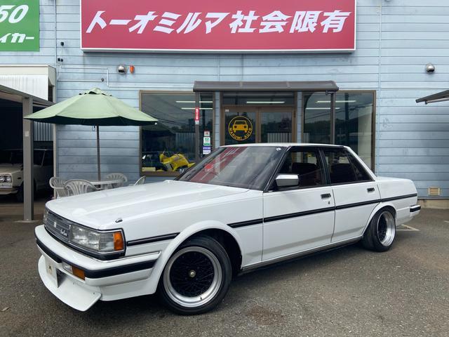 トヨタ クレスタ スーパールーセント チンスポ社外マフラーCUSCO車高調アメリカンレーシング15AW