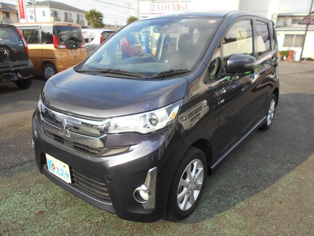 三菱 Ge-アシストTVナビBカメラETCキーフリーHID軽自動車
