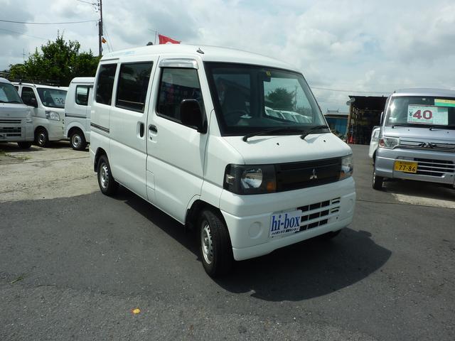 三菱 ガソリン CNG併用車
