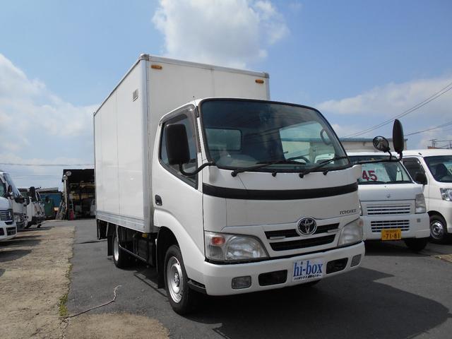 トヨタ 1.2t パネルバン オートマ ガソリン車