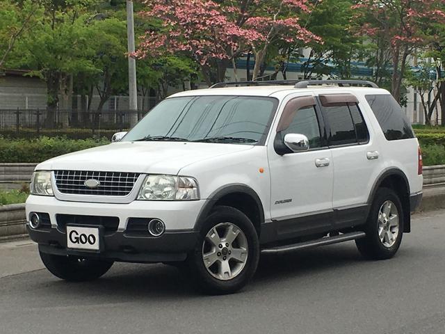 フォード エクスプローラー XLT (なし)