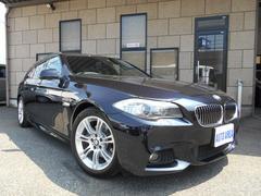 BMW523iツーリング Mスポーツパッケージ 本革 HDDナビ