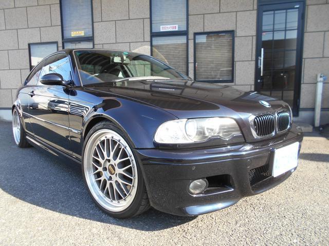 BMW M3 SMGII RECAROシート 車高調 マフラー