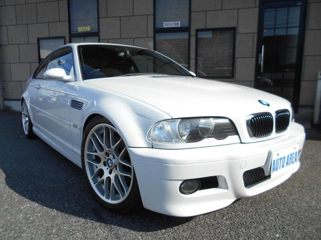 BMW M3クーペ 19インチAW F車高調 パドルシフト クルコン