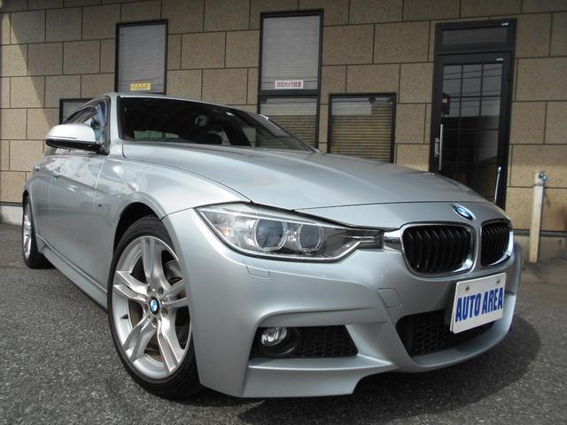 BMW 3シリーズ 320d Mスポーツ ワンオーナー クルコン 社外地デジ