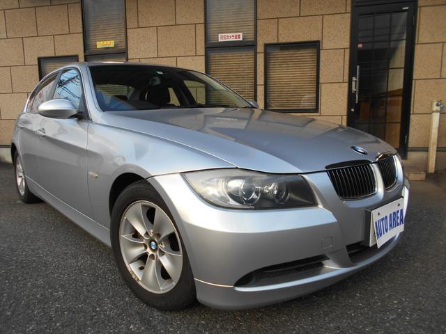 BMW 3シリーズ 325i ウッドパネル 社外HDDナビ キセノンライト