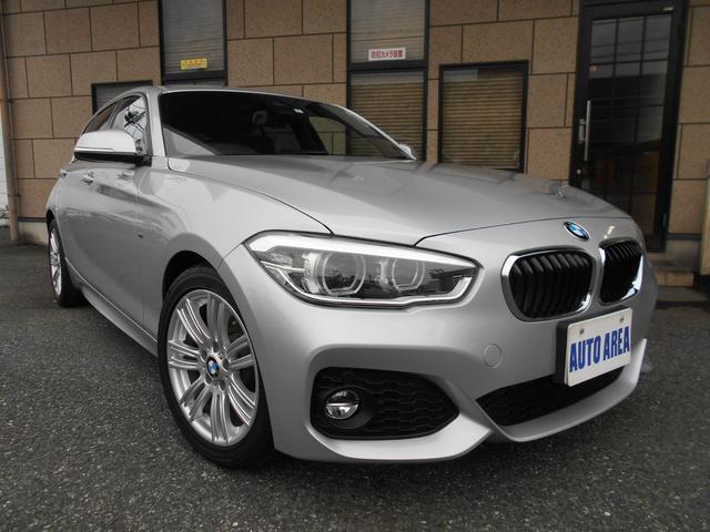 BMW 118d Mスポーツ 禁煙車 クルーズコントロール付