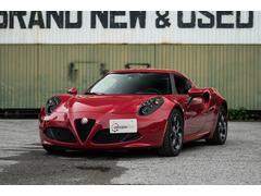 アルファロメオ 4Cスポルティバ ペレ プレミアムパック オーリンズ車高調 ナビ