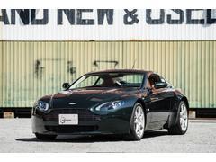 アストンマーティン V8ヴァンテージプレミアムオーディオ シートヒーター 右ハンドル 6MT