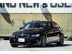 BMWM3セダン DCT LCIモデルiDRIVE連動バックカメラ