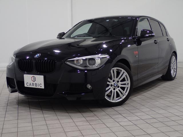BMW 120i Mスポーツ 純正ナビワンオーナーコンフォーアクセス