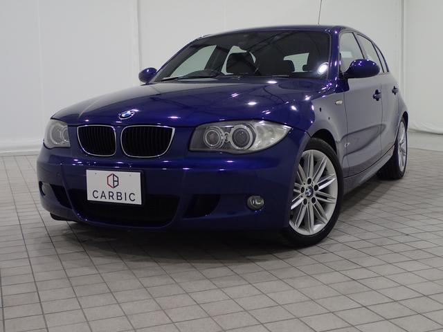 BMW 116i Mスポーツ ハーフレザー