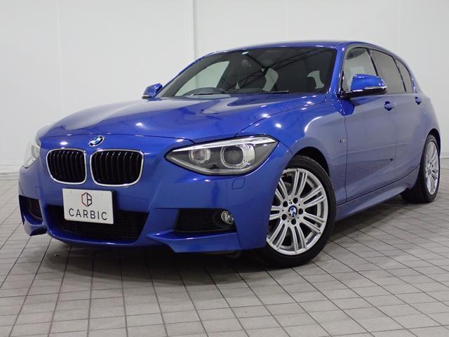 BMW 116i Mスポーツ 純正ナビ バックカメラ