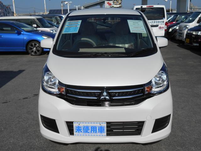 三菱 E 届出済未使用車 運転席シートヒーター オートリトミラー