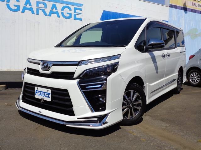 トヨタ ZS 煌 4WD モデリスタエアロ ナビ LEDヘッドライト