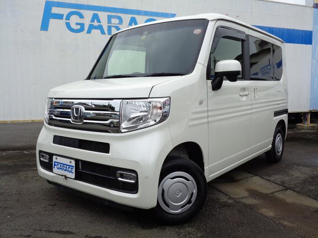 ホンダ N-VAN+スタイル クール・ターボホンダセンシング 4WD 純正ナビ