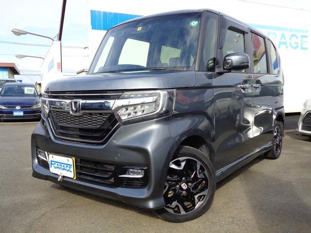 ホンダ G・Lターボホンダセンシング 4WD 両側パワースライドドア LEDライト