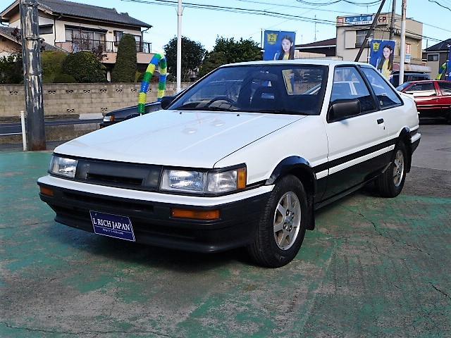 トヨタ GT APEX 後期型