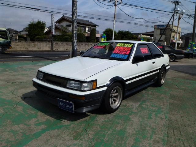 トヨタ APEX 20V黒ヘッドEg ワタナベ8J 車高調  LSD