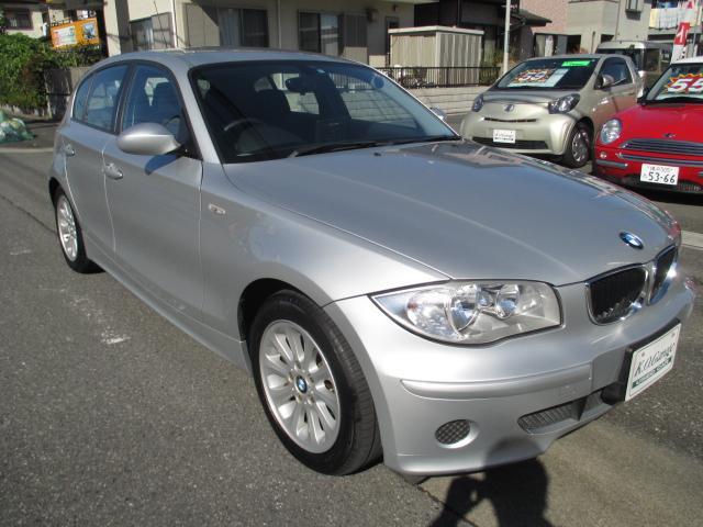 BMW 116i ナビ ETC