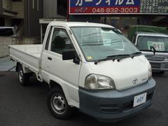 タウンエーストラック最終型4WDのオートマ 平ボディ