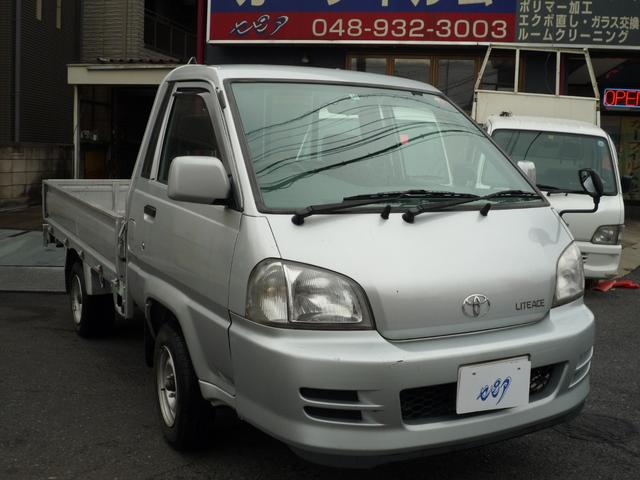 トヨタ ライトエーストラック Xエディション 5000KM Sシングルジャストロー