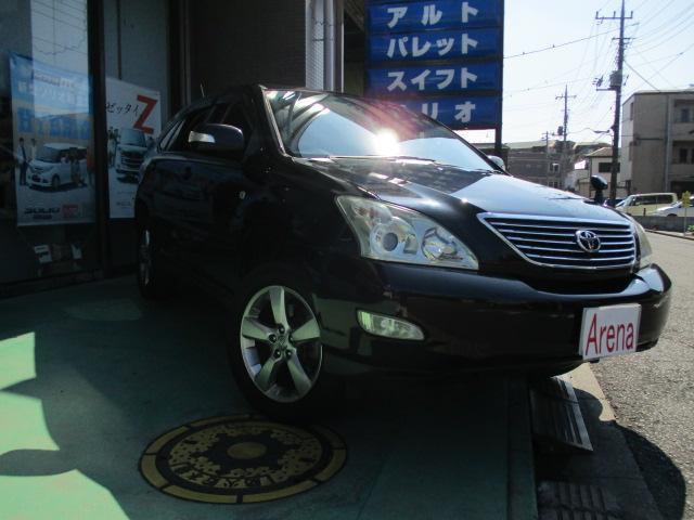 トヨタ 240G プレミアムLパッケージ ナビ ETC 無料保証あり