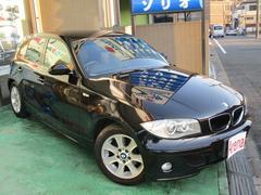 BMW118i ナビTV ETC HID プッシュスタート