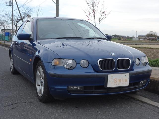 BMW 318ti D車 右H
