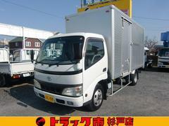 ダイナトラック全低床 積載2.0t 標準ロング アルミドライバン