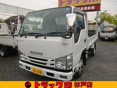 エルフトラック全低床 積載2トン 強化ダンプ 4WD