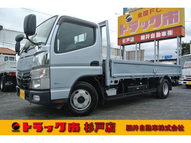日産 積載2トン標準ロング全低床4WD 3カ月3000キロ保証 カスタム